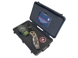 Luminox RECON Point Man Watch Gift Set with SOG Knife, Challenge Coin and Case