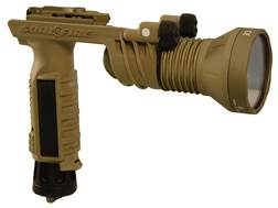 Surefire M900LT Vertical Foregrip Weaponlight LED with 3 CR123A Batteries Aluminum/Polymer Tan