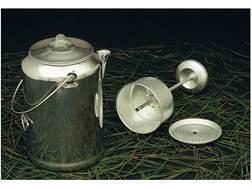 Texsport 20 Cup Percolator Aluminum Silver