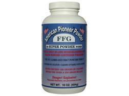 American Pioneer Super Black Powder Substitute1 lb