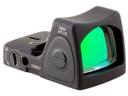 Trijicon RMR Type 2 Reflex Red Dot Sight Adjustable LED 1 MOA Red Dot Matte