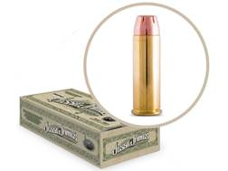 Jesse James TML Ammunition 44 Remington Magnum 240 Grain Jacketed Hollow Point Box of 50