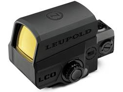 Leupold Carbine Optic (LCO) Blacked Out Red Dot Sight 1 MOA Dot Matte