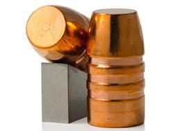 Lehigh Defense Match Solid Bullets 475 Caliber (475 Diameter) 330 Grain Solid Copper Wide Flat No...