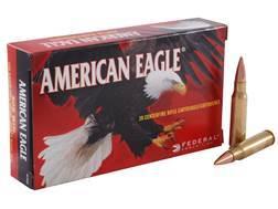 Federal American Eagle Ammunition 308 Winchester 150 Grain Full Metal Jacket