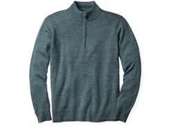 Smartwool Men's Kiva Ridge Half Zip Sweater Merino Wool/Nylon/Acrylic