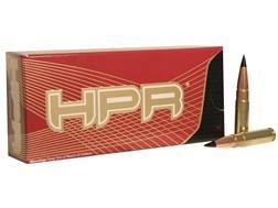 HPR HyperClean Ammunition 300 AAC Blackout 110 Grain Barnes TAC-TX Tipped Flat Base Lead-Free Box...