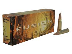 Federal Fusion Ammunition 7.62x39mm 123 Grain Spitzer Boat Tail Box of 20