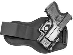 Fobus Standard Ankle Holster Right Hand Glock 26, 27, 33 Polymer Black