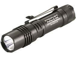Streamlight ProTac 1L-1AA Flashlight LED with 1 CR123A and 1 AA Battery Aluminum Black