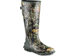 "Irish Setter Rutmaster 2.0 17"" Waterproof Hunting Boots Rubber Clad Neoprene Realtree Xtra Green ..."