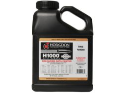 Hodgdon H1000 Smokeless Powder 8 lb