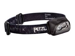 Petzl Actik Headlamp LED with 3 AAA Batteries
