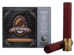 "Hevi-Shot Duck Waterfowl and Upland Ammunition 410 Bore 3"" 1/2 oz #7 Non-Toxic Shot"