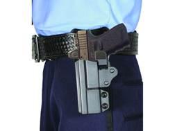 DeSantis Triple Play Belt Holster Left Hand Glock 17, 19, 22, 23 Kydex Black