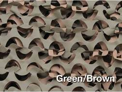 Camo Unlimited Premium Series Ultra-Lite Camouflage Netting Blind Material Polyester