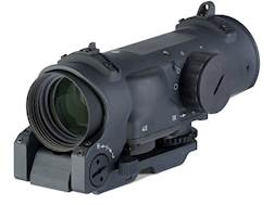 ELCAN SpecterDR Tactical Rifle Scope 1x:4x 32mm Switch Power Illuminated with ARMS Throw Lever Pi...