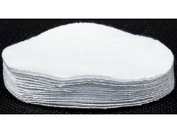MidwayUSA Cotton Cleaning Patches Black Powder Round Cotton Package of 250