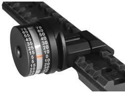 Nightforce Angle Degree Indicator with Picatinny-Style Mount Matte