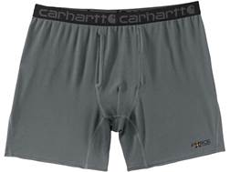 Carhartt Men's Base Force Extremes Lightweight Boxer Briefs Polyester/Cocona 37.5