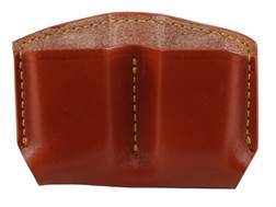 Gould & Goodrich Double Magazine Pouch Double Stack Magazine Leather