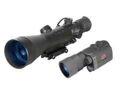 ATN Night Arrow 6-CGT Generation Night Vision Rifle Scope 6x Combo with DNVM-6 6x Digital Night V...