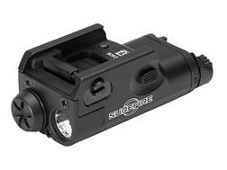 Surefire XC1-B Compact Weapon Light LED with 1 AAA NiMH Rechargeable Battery Aluminum Black