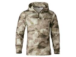 Browning Men's Hell's Canyon Speed Scent Control Trailhead Hoodie Polyester A-TACS AU Camo Medium