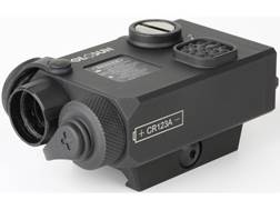 Holosun LS221R&IR Co-aligned Red Laser and Infrared Laser Sight with Weaver-Style Mount Matte