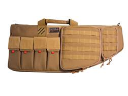 G.P.S. Tactical AR Case with External Handgun Case 28""