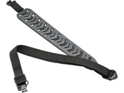 Butler Creek Comfort V-Grip Sling with Swivels Rubber Black