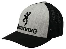 Browning Men's Banded Cap Polyester Heather
