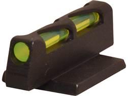 HIVIZ LITEWAVE Front Sight Ruger SR-Series Steel Fiber Optic Red, Green, White