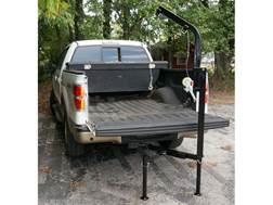 Viking Solutions Rack-Jack Magnum Hitch Mounted Game Hoist Steel Black