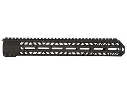 "AR-Stoner Free Float M-Lok Handguard AR-15 13.5"" Rifle Length Aluminum Black"