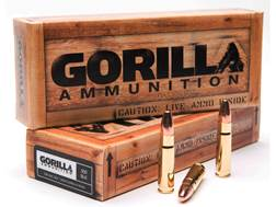 Gorilla Rage Ammunition 300 AAC Blackout 120 Grain Plated Round Nose