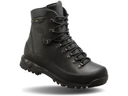"Crispi Nevada Black GTX 8"" Waterproof GORE-TEX 200 Gram Insulated Tactical Boots Leather Men's"