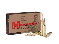 Hornady Custom Ammunition 250 Savage 100 Grain Interlock Spire Point Box of 20