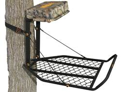 Muddy Outdoors Boss XL Hang On Treestand Steel Black