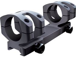 Nikon BLACK Precision 1-Piece Scope Mount Picatinny-Style with Integral 30mm Rings
