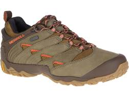"Merrell Chameleon 7 4"" Waterproof Hiking Shoes Leather/Nylon Women's"
