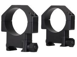 """TPS 34mm TSR """"W"""" Weaver-Style Rings Matte"""