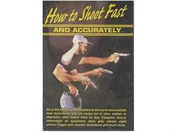 """Gun Video """"How to Shoot Fast and Accurately"""" DVD"""
