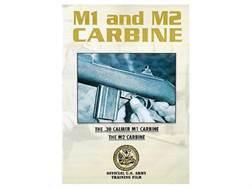 "Gun Video ""M1 And M2 Carbine"" DVD"