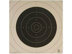 NRA Official International Pistol Targets Repair Center B-17C 25/50 Meter Slow Fire Paper Pack of...
