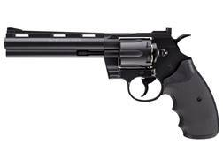 "Colt Python Steel Frame Air Pistol 6"" Barrel 177 Caliber BB Black"