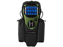 Thermacell Olive Mosquito Repellent with Black Holster