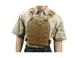 BLACKHAWK! S.T.R.I.K.E. Lightweight Plate Carrier Harness 500D Cordura Nylon