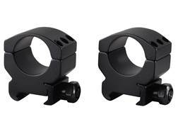 "Burris 1"" Xtreme Tactical Weaver Style Rings Matte"