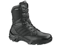 "Bates GX-8 Gore-Tex 8"" Side-Zip Waterproof Tactical Boots Leather/Nylon"